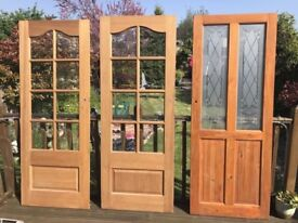 Internal doors excellent condition