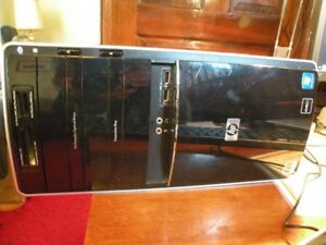 HP P6000, AMD Athelone II x4, 2.9Mhz, HDD 640GB, Tower