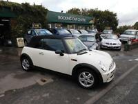 Mini Mini 1.6 ( Salt ) One CONVERTABLE ELECTRIC ROOF 2007 EXCELLENT