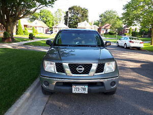 2007 Nissan Frontier 4x4 SE Pickup
