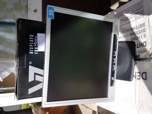 Assorted 15 To 17 Inch LCD Computer Monitors $5 Each