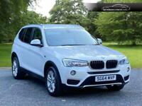 2014 BMW X3 2.0 XDRIVE20D SE 5d 188 BHP Estate Diesel Automatic