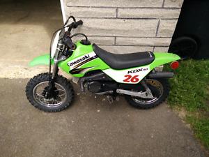 Kawasaki KDX 50