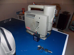 hot water heater by coleman