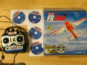 FS ONE Rc Flight Simulator
