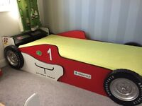Single car bed