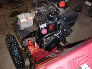 10 HP Tecumseh  ENGINE Runs GREAT Electric start for blowers