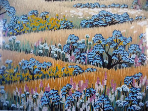 "Signed Serigraph by Louise Dandurand ""Celebration of Summer"" Stratford Kitchener Area image 3"