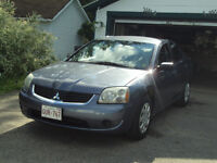 2007 Mitsubishi Galant -ONE OWNER-  MINT  -$3995