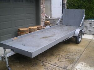 Snowmobile trailer/ Quad Trailer