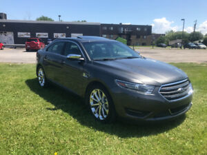 FORD TAURUS LIMITED 2018 12900 KLM  FINANCEMENT  FACILE