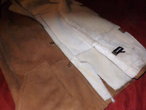 New Danier SHEEPSKIN SHEARLING alternate to canada goose nobis