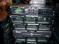 DELL PowerEdge M600 blade server