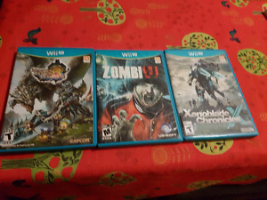 Cheap Wii U Games For sale Xenoblade