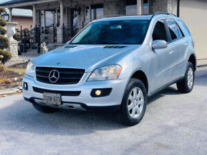 2006 Mercedes-Benz ML 350 SUV, 150.000KMS, E-TESTED
