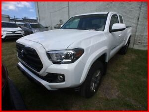 2017 Toyota Tacoma SR5 V6 $2,250 rebate included!
