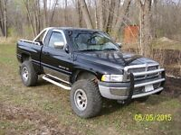 1994 Dodge Power Ram 1500 slt Lariat Pickup Truck