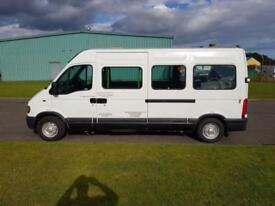 Renault Master AMBULANCE BUS ONLY39000 MILES