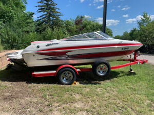 Glastron Inc Red | Buy or Sell Used and New Power Boats & Motor