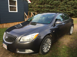 2011 Buick Regal Sedan