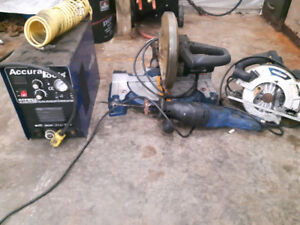 Mixture of tools for sale
