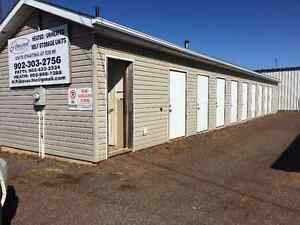 Self Storage Units Available in Borden