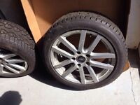 BMW wheels and winter tires
