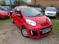 2013 CITROEN C1 1.0 PETROL*VERY LOW MILEAGE*SUPERB CONDITION*