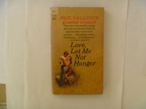 PAUL GALLICO Paperbacks - 3 to choose from