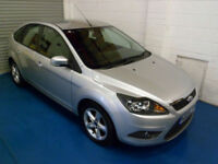 Ford Focus 1.6TDCi 110 2009MY Zetec 5 Door Only 72K