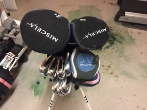 Ladies Taylormade Right Hand Golf Package