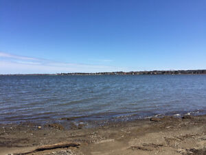 Cottage by the sea in Shediac for weekly rental.