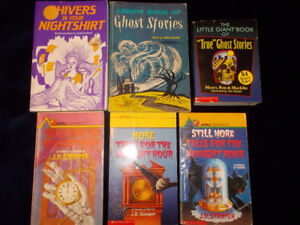 Scary/Ghost Stories --J.B Stamper...hard to find books