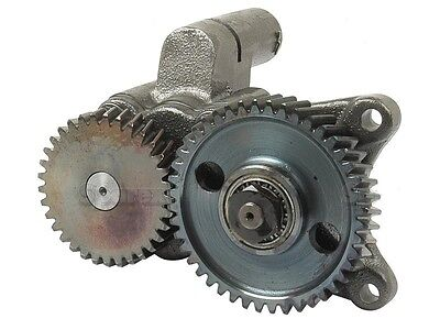 Engine Oil Pump Fits Case International 4210 4220 4230 4240 Tractors