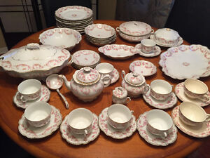 Want gone this weekend!! MZ Austria Bridal rose china