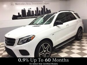2016 Mercedes Benz GLE450 AMG 4MATIC