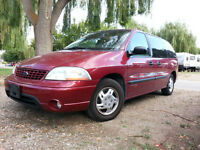FORD WINDSTAR MINIVAN LOW KMS!!!