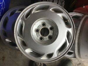 Taurus Aluminum wheel Rims --set
