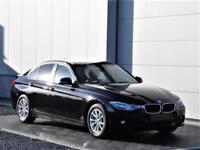 2015 BMW 320d 2.0TD EfficientDynamics Black 61000 miles LHD