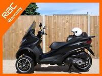 2016 Piaggio MP3 MP3 500 Petrol black Automatic