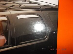 Ford F150  (2004)  Rear window deflectors for sale