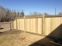 TOP QUALITY FENCES & FENCE POST INSTALLATION!