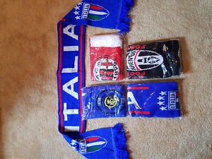 Italia soccer merchandise and collectibles