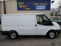 Ford Transit 2.2 280 Swb 100 ps Low Roof Panel Van