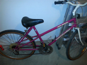 Pathfinder ATB 2000 ladies bicycle $30 OBO
