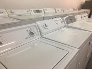 WASHER AND DRYER TOP LOAD WAREHOUSE PRICES