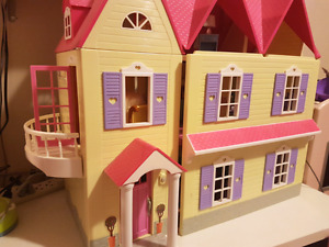 You and Me happy together DOLLHOUSE