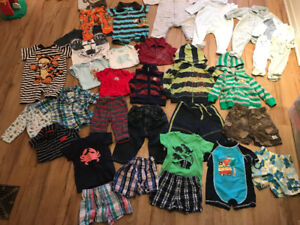Baby clothes size 6 months