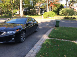 2013 Honda Accord EX-L w/Navi Coupe (2 door) - Fully  Equipped