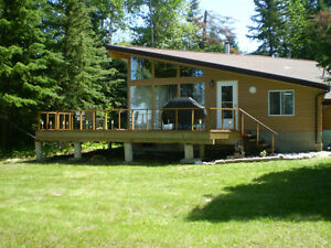 Beautiful Clearwater Lake - cabin rental